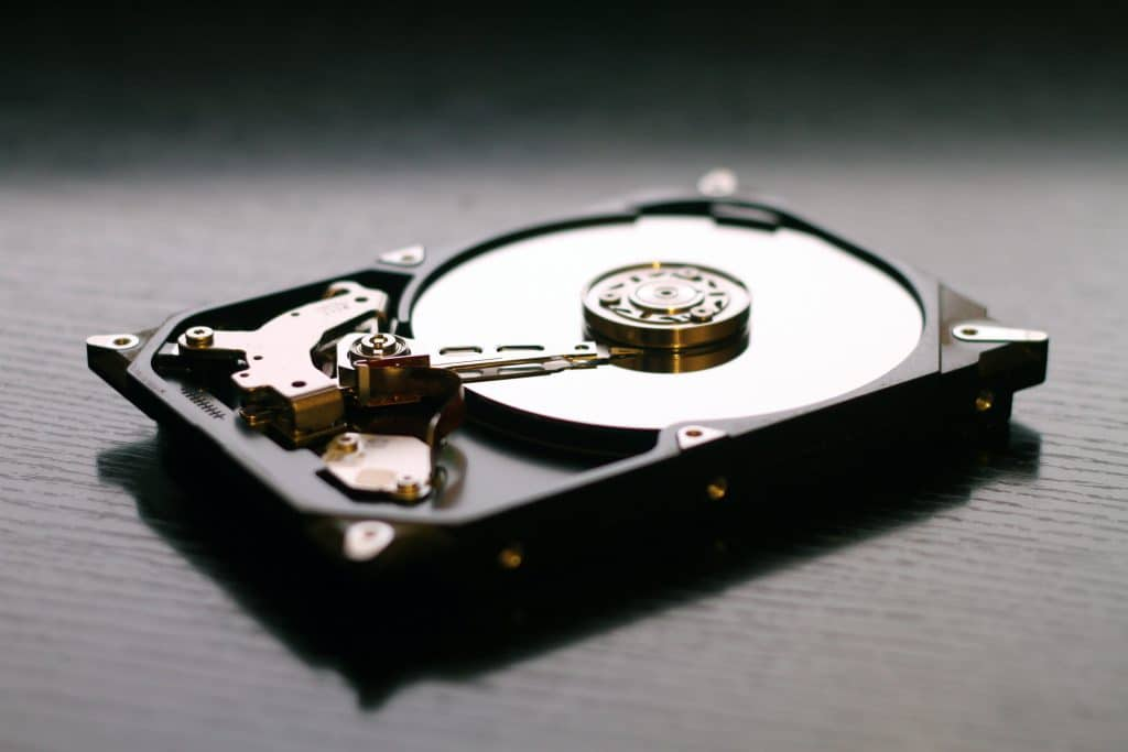 Image of Hard Drive - FilingBox
